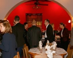 Soirée d'échanges entre entrepreneurs et Mme la députée Marie Lebec