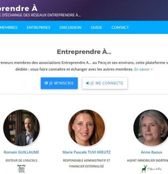 Ouverture de votre plateforme d'échange entre entrepreneurs