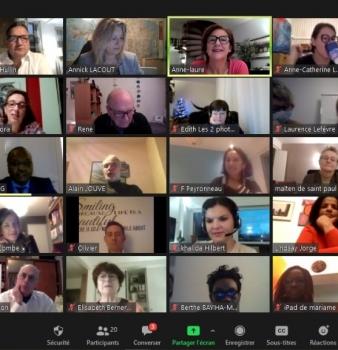 Retour sur notre visioconférence 'A la rencontre des entrepreneurs du territoire'